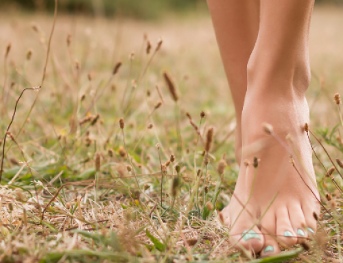 Grounding: Benefits of Earthing your Bare Feet